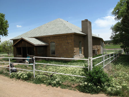 River Ranch Stone House