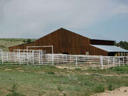 River Ranch Barn